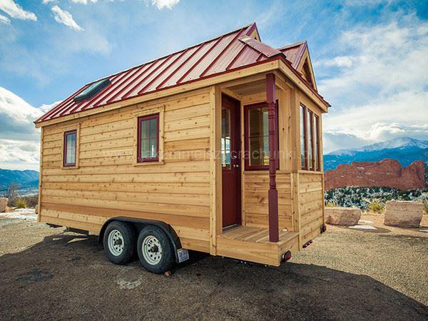 Cypress Mini Dom Na K 243 łkach Domy Bez Pozwolenia Na Budowę
