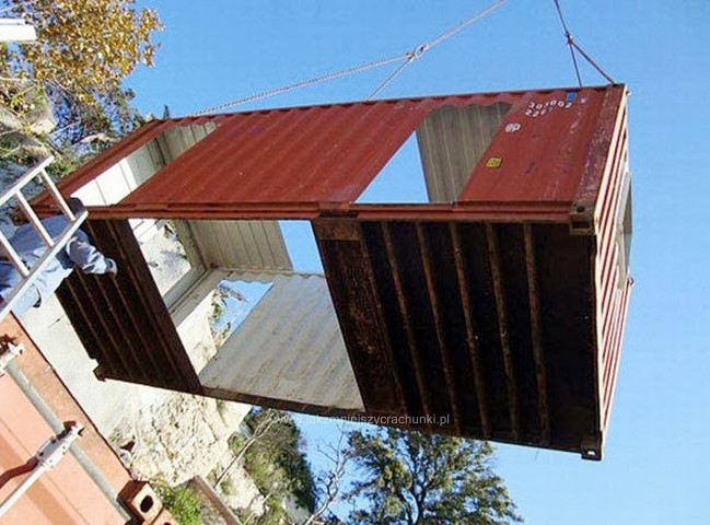 dom z kontenera domy bez pozwolenia na budow part 3. Black Bedroom Furniture Sets. Home Design Ideas