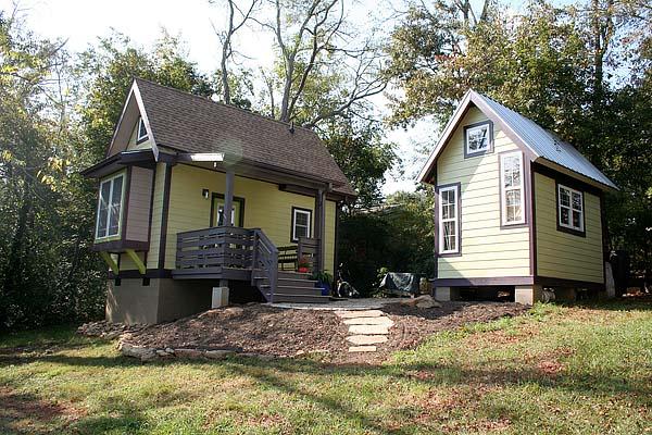 Małe Jest Piekne Domy Bez Pozwolenia Na Budowę