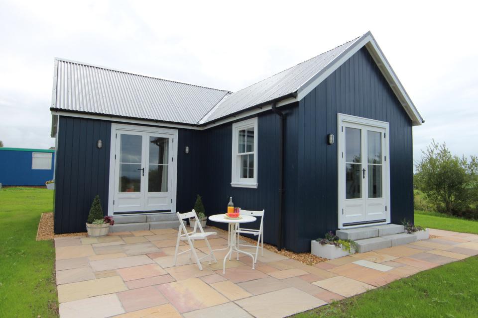 Exterior house colors for small houses - Domek 40m2 Bez Pozwolenia Na Budow Ca Oroczny Domy Bez
