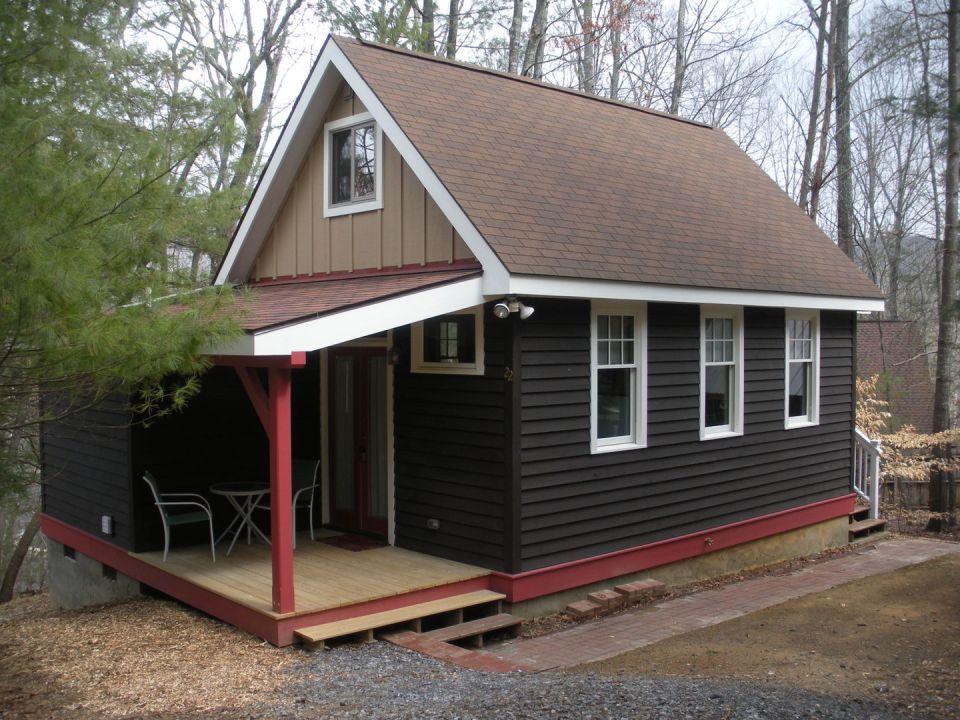 Mały Dom Bez Pozwolenia Na Budowę Całoroczny Domy Bez