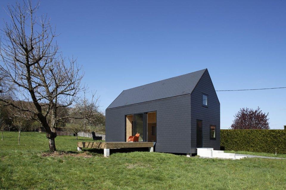 tani dom 100m2 domy bez pozwolenia na budow. Black Bedroom Furniture Sets. Home Design Ideas