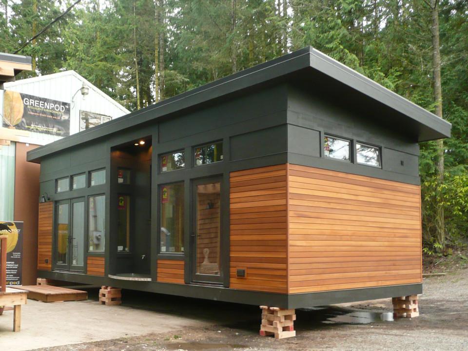 Domek bez pozwolenia projekt