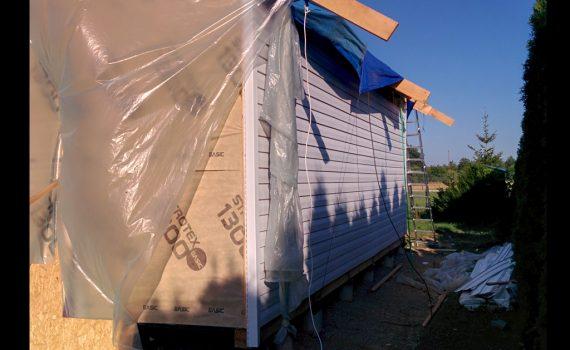 dom bez pozwolenia na budowę