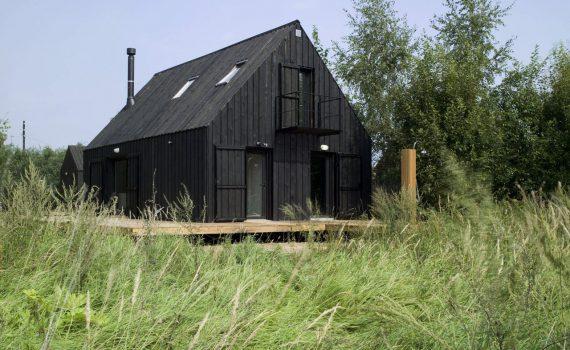 Dom bez pozwolenia na budow dom bez pozwolenia na budowe for Wochenendhaus modern