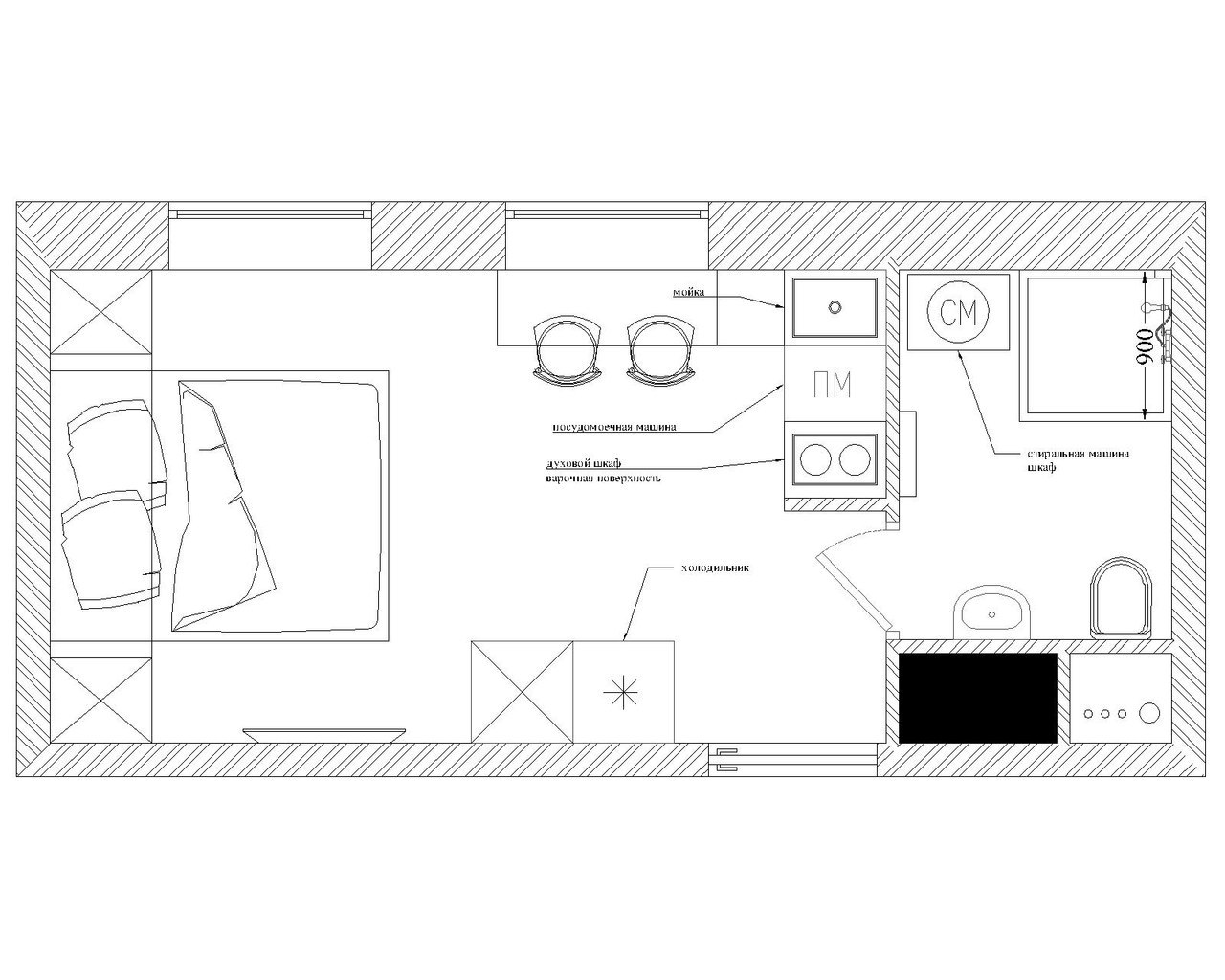 jak urządzić małe mieszkanie_9