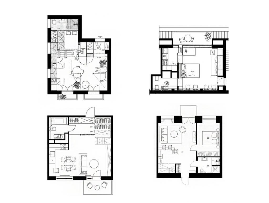 plan rzut małego domu_1