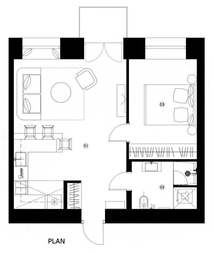 plan rzut małego domu_15