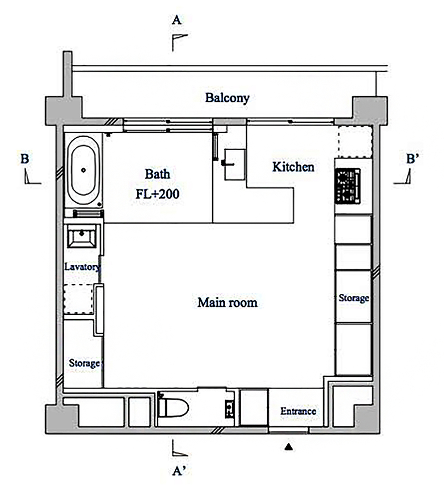 plan rzut małego domu_21