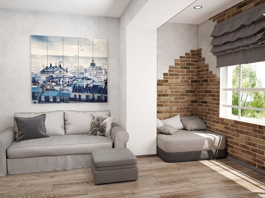 jak urządzić małe mieszkanie w bloku_2