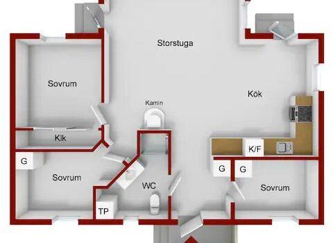 dom w kształcie litery L_34