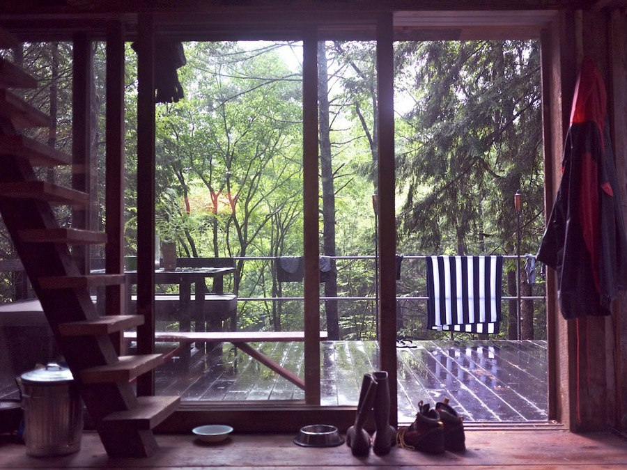 mini domek w lesie_2
