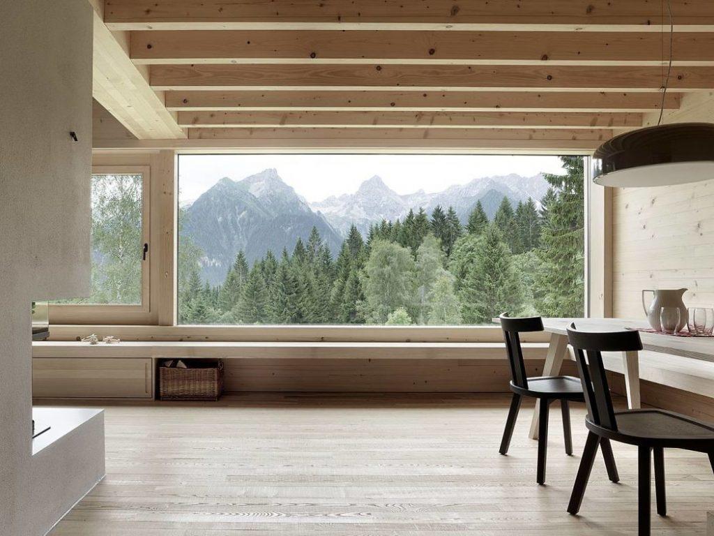 mały dom w górach projekt_1