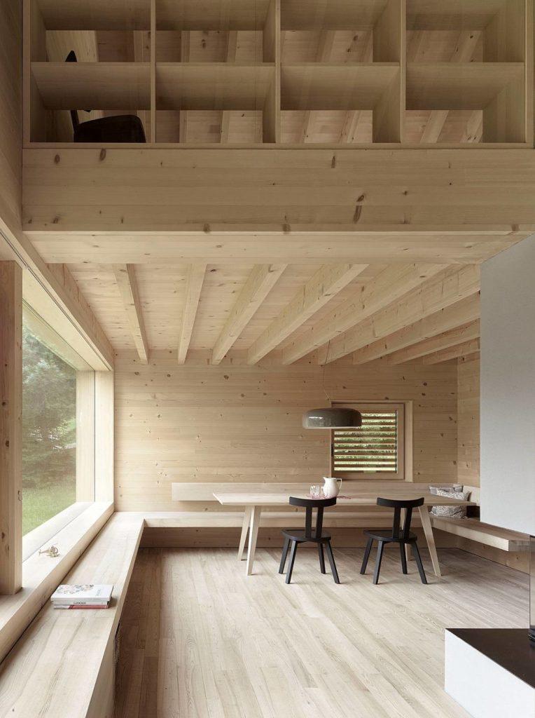 mały dom w górach projekt_2