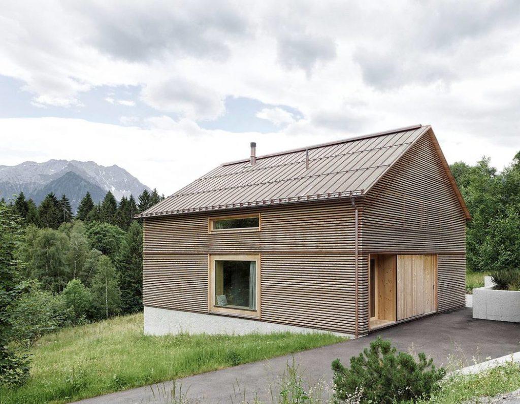 mały dom w górach projekt_9