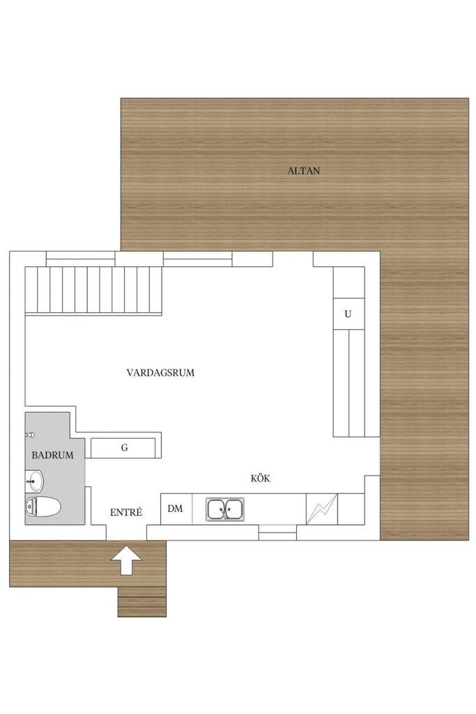 dom do 35m2 na zgłoszenie projekt_18
