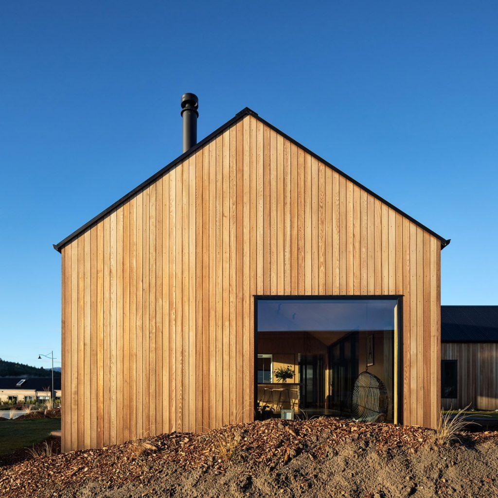 dom w stylu nowoczenej stodoły_1